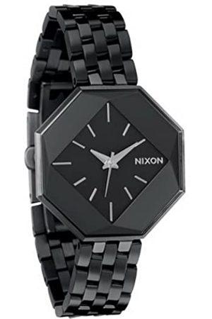 Nixon A274001-00 - Reloj analógico de Cuarzo para Mujer con Correa de Acero Inoxidable