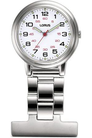 Lorus Reloj Analógico de Cuarzo Unisex con Correa de Metal – RG251CX9