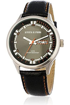 Devota & Lomba Devota & Lomba Reloj con Movimiento japonés Man 48 mm