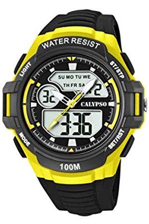 Calypso Reloj Analógico-Digital para Hombre de Cuarzo con Correa en Plástico K5770/1