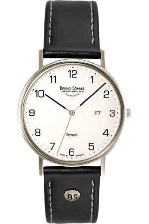 Bruno Shnle Bruno Söhnle 17-13105-221 - Reloj analógico de Cuarzo para Hombre con Correa de Piel
