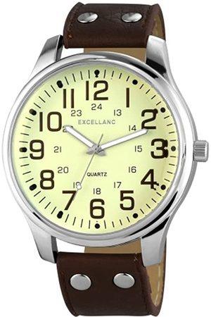 Excellanc Reloj de Cuarzo para Hombre