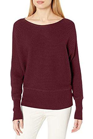 Daily Ritual Jersey Dolman de Punto Horizontal Ultra Suave Pullover-Sweaters