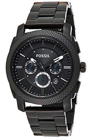 Fossil Reloj Cronógrafo para Hombre de Cuarzo con Correa en Acero Inoxidable FS4552IE