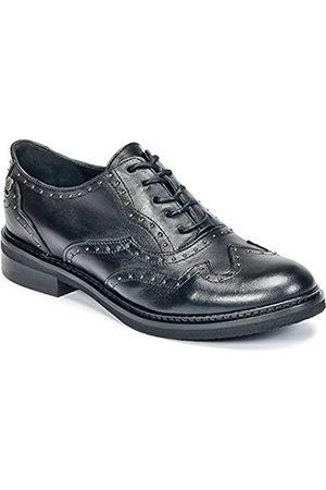Daniel Hechter 917317011000, Zapatos de Cordones Derby para Mujer, (Schwarz 1000)