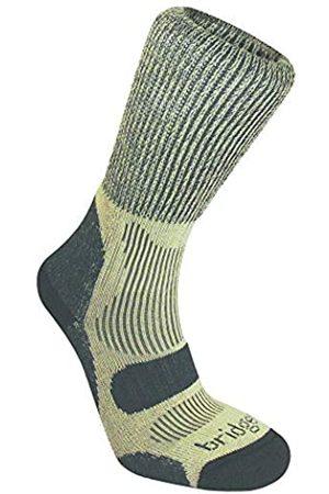 Bridgedale Hike Lightweight Merino Comfort Calcetines, Hombre, Gris Oscuro