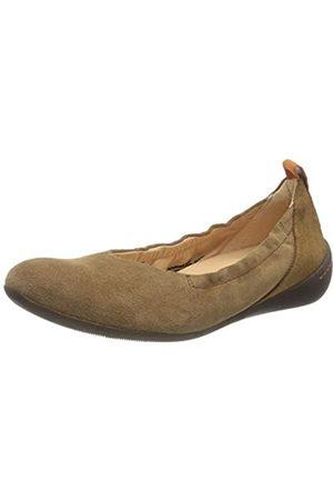Think! CUGAL_3-000207 nachhaltige, Wechselfußbett, Zapatos Tipo Ballet Mujer