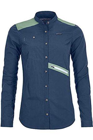 ORTOVOX Merino Ashby Shirt LS W Camisa, Mujer