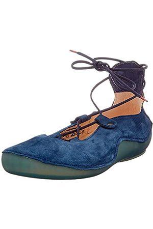 Think! KAPSL_3-000380 nachhaltiger, Zapatos Tipo Ballet Mujer