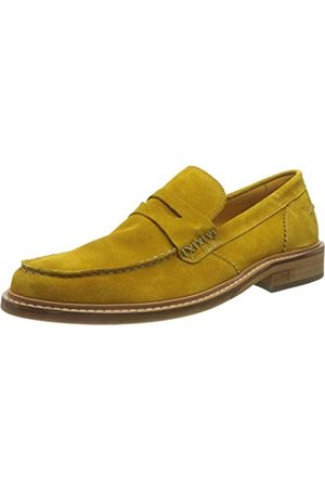 SCOTCH & SODA FOOTWEAR Spinel, Mocasines Hombre, (Yellow S33)