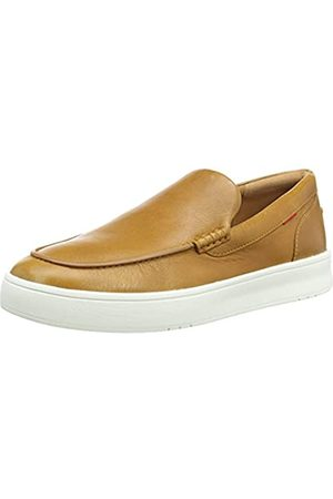 FitFlop Brance Leather Loafers, Mocasín Plano Hombre