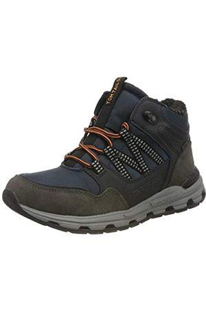 TOM TAILOR 9071802, Zapatos para Senderismo, carbón