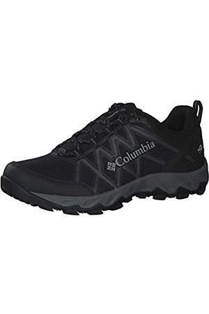 Columbia Peakfreak X2 Outdry, Zapatos de Senderismo, para Hombre, Black, Ti Grey Steel