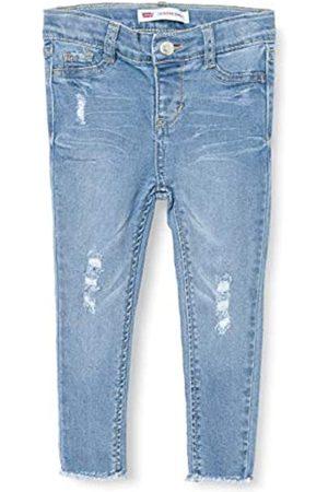 Levi's LVG 710 SUPER SKINNY 9200 Pantalones para Bebé-Niñas
