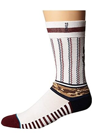 Stance Mlb Sentry San Francisco Giants - Calcetines para hombre, Hombre, Calcetines, M548B16GIS