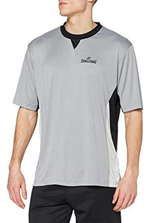 Spalding Referee Camiseta de Árbitro, Hombre, / /Plata