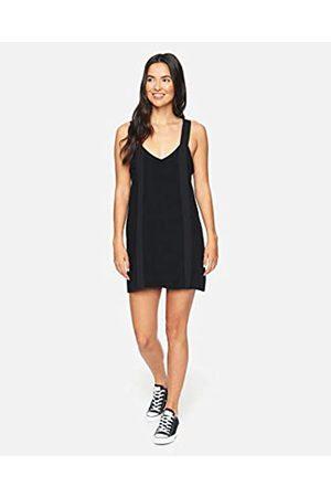 Hurley W Jenna Dress Vestido, Mujer, Black