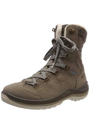 Lowa Calceta II GTX WS, Zapatos de High Rise Senderismo Mujer, (Tortora 0436)