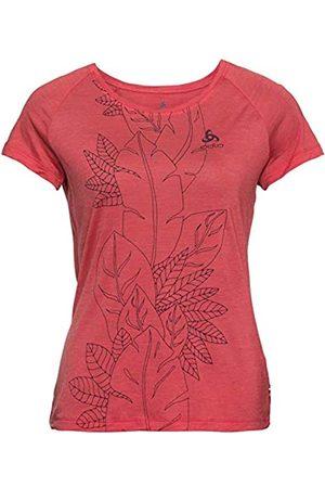 Odlo Camiseta para Mujer Bl Top Crew Neck S/S Concord, Mujer, 550511