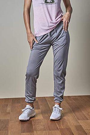 Supernatural Super.natural Pantalones de chándal para Mujer, cómodos, con Lana de Merino, W Active Pants, Mujer, Cómodos Pantalones para Correr