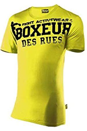 Boxeur Des Rues Round Neck Big Logo T-Shirt, Man
