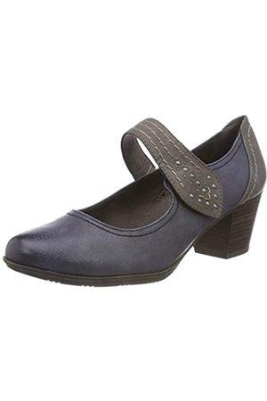 Soft Line 24366-21, Zapatos de Tacón Mujer, (Navy 805)