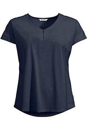 Vaude Camiseta para Mujer Skomer con Cuello en V, Mujer, Camiseta, 41804