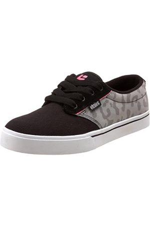 Etnies Jameson W'S 2, Zapatillas de Skateboarding Mujer, (Black/Grey/Grey)