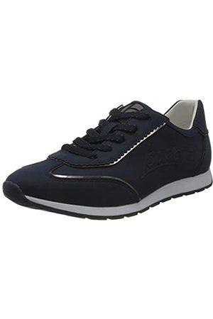 Bugatti 431A2U015459, Zapatillas Mujer, Dark Blue/Dark Grey