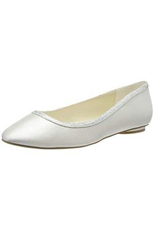 Paradox London Pink Hannah, Zapatos de Boda Mujer, Marfil (Ivory 275)