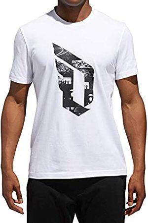 adidas Camiseta de Manga Corta para Hombre y Mujer, Hombre, Camiseta de Manga Corta, CW9208