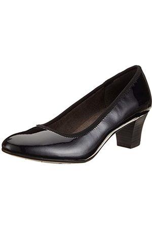 Soft Line 22463-21, Zapatos de Tacón Mujer, (Deep Blue Pat. 871)