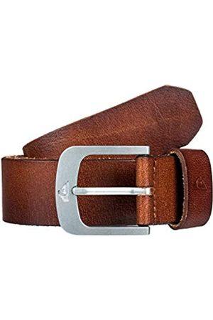 Quiksilver The Everydaily-Cinturón De Cuero, Hombre