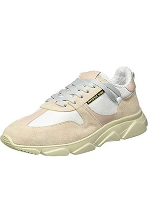 Pantofola d'Oro Wing Low, Oxford Plano Mujer