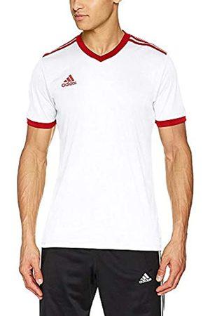 adidas TABELA 18 JSY T-shirt, Hombre, White/ Power Red