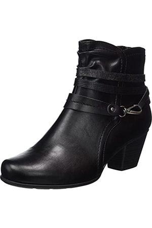 Soft Line 25360, Botas Mujer, (Black)
