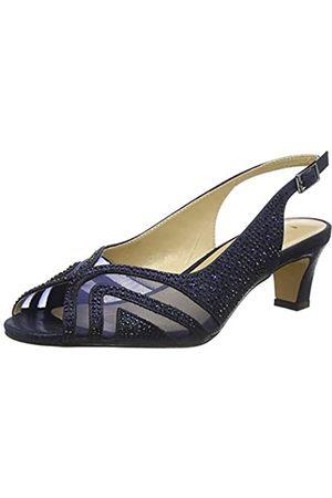 Lotus Glinda, Zapatos de tacón con Punta Abierta