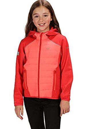 Regatta Kielder IV Extol Stretch Water Repellent Lightweight Insulated Hybrid Jacket Chaquetas Acolchadas, Unisex niños