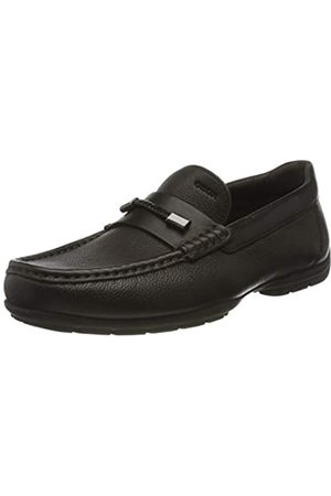 Geox U MONER W 2FIT A COFFEE Men's Loafers & Moccasins Moccasin size 44(EU)