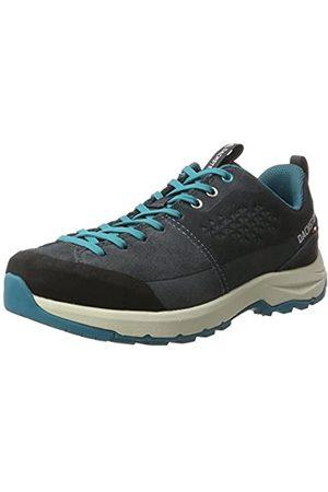 Dachstein Outdoor Gear Siega Wmn, Zapatos de Low Rise Senderismo Mujer, (Graphite/Dark Turquois)