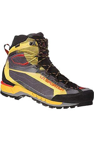 La Sportiva Trango Tech GTX, Botas de montaña Hombre, Black/Yellow