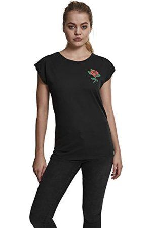 Mister Tee Camiseta de Manga Corta para Hombre con diseño de Rosas, Hombre, Camiseta, MT573