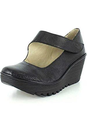 Fly London Yasi682fly, Zapatos con plataforma Mujer, (Black 2000)
