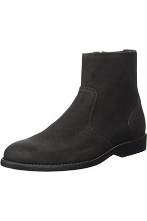 IKKS High Boots - Botines Hombre, (Marron (Marron Foncé))
