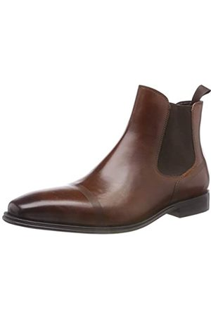 Kenneth Cole Pure Boot, Botas Chelsea Hombre, (Brandy 646)