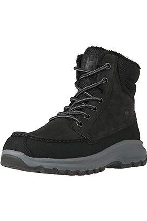 Helly Hansen Winterboots, Botas de Nieve Hombre, (Jet Black/Charcoal/Black)