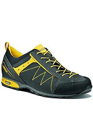 Asolo OZONIC MM Zapato DE MONTAÑA, Hombre, Graphite/Mimosa, 9