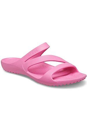 Crocs Kadee II Sandal, Sandalia Mujer, Pink Lemonade