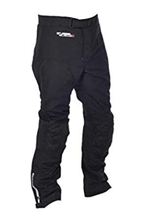 Oxford Pantalones de Tela de Metro para Hombre de Pierna Larga (