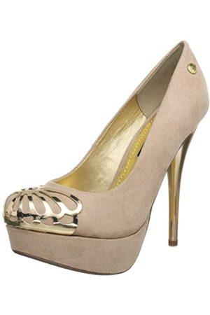 Blink BL 081-384K98 - Zapatos de tacón de Material sintético Mujer, Color